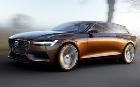 Volvo tiết lộ Estate Concept tuyệt đẹp trước thềm Geneva 2014