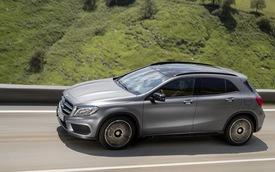 Chi tiết chiếc Mercedes-Benz GLA250 mới