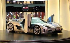 Koenigsegg chính thức có mặt tại Dubai