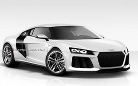 Phác họa siêu xe Audi R8 thế hệ mới