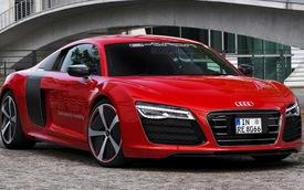 Audi R8 e-Tron sẽ đi vào sản xuất