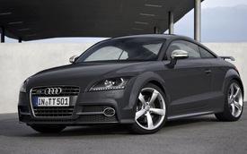 Audi TT 2015 tiếp tục được nâng cấp