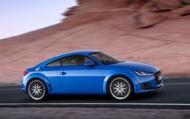 Audi TT: Lột xác hoàn toàn
