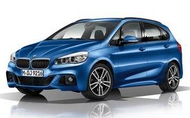 Lộ ảnh gói trang bị M Sport dành cho BMW 2-Series Active Tourer
