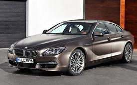 BMW vẫn là hãng xe hạng sang số một thế giới