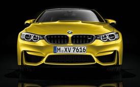 BMW M4 Convertible sẽ ra mắt tại New York