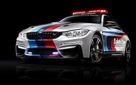 BMW khoe xe an toàn mới tại giải đua MotoGP