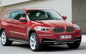 BMW X7 chắc chắn sẽ đi vào sản xuất