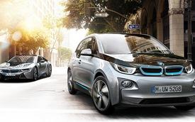 """BMW đặt mục tiêu khủng cho dòng xe """"Project i"""""""