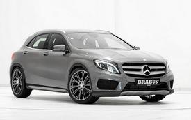 Brabus ra mắt bản độ đầu tiên của Mercedes-Benz GLA