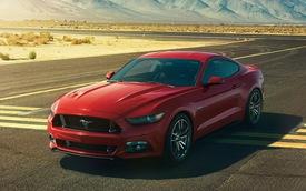 Ford Mustang 2015 tăng áp sở hữu công suất 700 mã lực