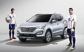 Kaka và Casillas làm đại sứ thương hiệu cho Hyundai tại World Cup