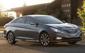 Hyundai Sonata Hybrid 2014 có giá từ 26.000 USD