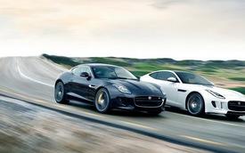 Jaguar F-Type Club Sport chỉ nặng 1.465 kg