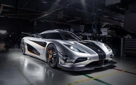 Chứng kiến quá trình lắp ráp siêu xe mạnh nhất thế giới