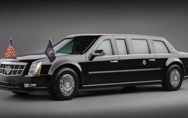 """Sắp có """"siêu limousine"""" mới dành cho tân Tổng thống Mỹ"""