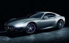Maserati Alfieri: Chiếc xe thay thế GranTurismo