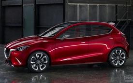Mazda Hazumi: Hiện thân của Mazda2 thế hệ mới
