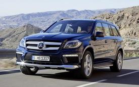 Mercedes-Benz GL thế hệ mới có thể có thêm bản Pullman