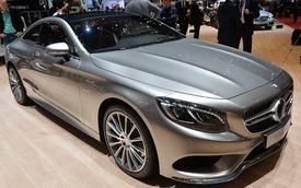"""Ảnh sống"" Mercedes-Benz S-Class Coupe"