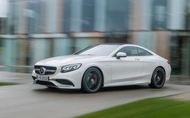 Mercedes-Benz S63 AMG Coupe: Sang trọng và cực kỳ mạnh mẽ