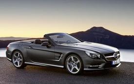Thế hệ Mercedes-Benz SL mới từ bỏ mui cứng
