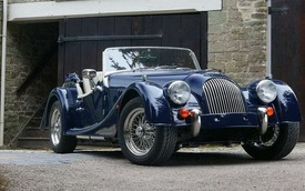 Morgan sẽ mang hai mẫu xe mới đến Geneva 2014