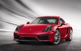 Đã có giá bán Porsche Boxster GTS và Cayman GTS