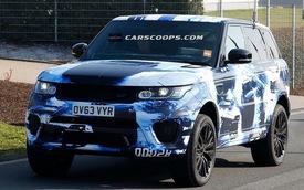 Land Rover Rover Sport RS xuất hiện trên đường thử