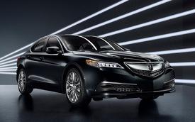 Acura TLX 2015 - Xe hạng sang thay thế TL và TSX