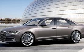 Audi A6 L e-Tron Plug-in Hybrid - Giải pháp cho ô nhiễm tại Trung Quốc