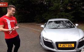 Đăng video lên YouTube, kiếm đủ tiền mua Audi R8