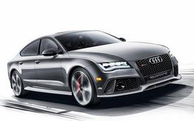 Audi RS7 Dynamic Edition: Đắt hơn cả Audi R8