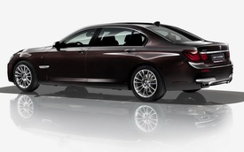 BMW 7-Series Horse Edition: Hàng độc dành cho Trung Quốc