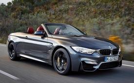 BMW M4 Convertible chính thức trình làng