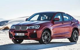 Tua nhanh quá trình chế tạo một chiếc SUV của BMW