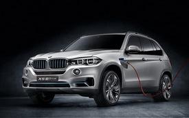 Mong đợi BMW X5 eDrive tại New York Auto Show