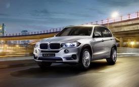 Thông tin chi tiết hơn về BMW X5 eDrive