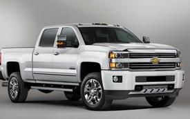 """Xế """"khủng"""" Chevrolet Silverado HD High Country chính thức lăn bánh"""