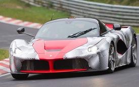 Siêu xe LaFerrari lập thành tích ấn tượng tại Nurburgring