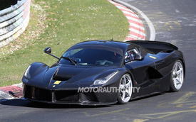 Ferrari LaFerrari XX có thể lập kỷ lục mới tại Nurburgring