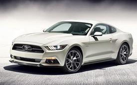 Ford Mustang 50 Year Limited Edition: Phiên bản đặc biệt mừng sinh nhật