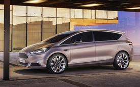 Ford S-MAX Vignale: Đẳng cấp mới cho dòng xe gia đình