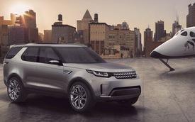 Land Rover Discovery: Chinh phục cả vũ trụ