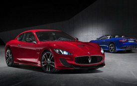 Maserati mang cặp đôi xe đặc biệt đến New York