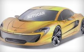 McLaren P13 là siêu xe rẻ nhất của McLaren