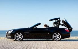 Doanh số tháng ba của Mercedes-Benz có cao nhất trong lịch sử