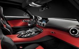 """Xe thể thao mới của Mercedes-Benz có tên """"GT AMG"""""""