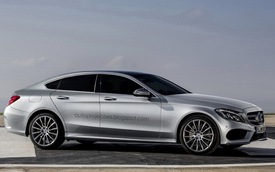 Câu trả lời dành cho BMW 4-Series Gran Coupe đến từ Mercedes-Benz