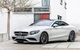 Đã có giá bán Mercedes-Benz S500 Coupe và S63 AMG Coupe